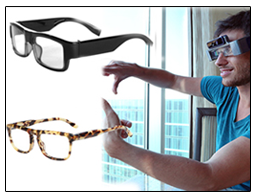 Spy Ultra Thin Model Glasses
