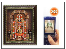 Spy 3G Photo Frame Camera