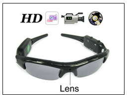 Spy Hidden Camera Goggles