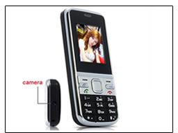 Spy Camera In Mobile Phone