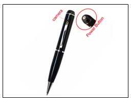 Spy Secret Pen Camera