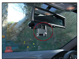 Spy Hidden Car Camera