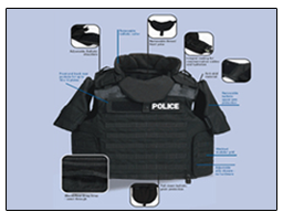 Bullet Proof Jacket-Vests