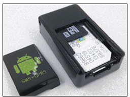 GSM BUG WITH SPY CAMERA AND GPS LOCATOR