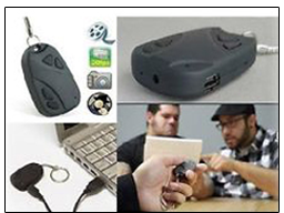 Spy HD Keychain Video Recorder