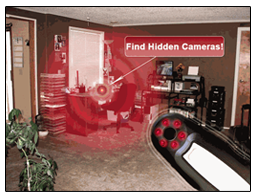 Spy Mini Hidden Camera Finder