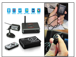 Spy Home DVR Hidden Camera