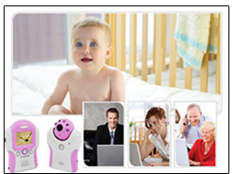 Spy Baby Moniter Wireless Camera