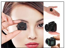 Worls's Smallest Camera